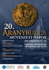 Aranybulla Művészeti Napok
