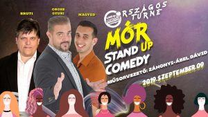 Stand up comedy Móron