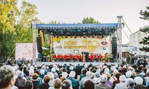 A 2019. évi Móri Bornapok részletes programja