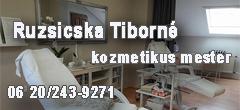 RGY kozmetika - Ruzicska Tiborné kozmetikus mester
