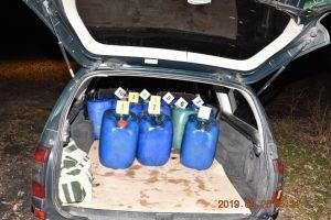Börtönbüntetést kapott a gázolaj tolvaj