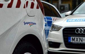 A kisbéri rendőrök találták meg az eltűnt asszonyt