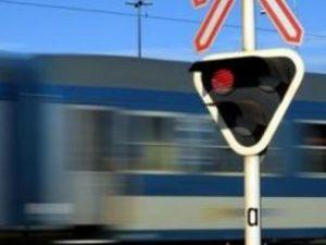 Embert gázolt a vonat Székesfehérvár külterületén