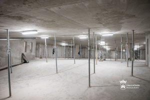 134 férőhelyes lesz Székesfehérvár első parkolóháza