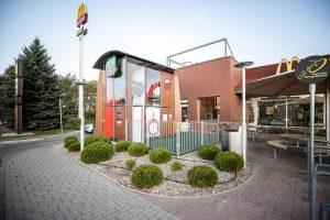 A Jövő Élményével nyílt újra a tatabányai McDonald's