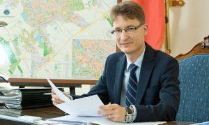 Továbbra is Dr. Cser-Palkovics András Székesfehérvár polgármestere