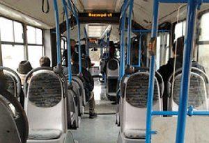 Módosított útvonalon közlekednek az autóbuszok a megemlékezések miatt
