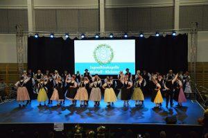 Sikeres német nemzetiségi gála Dunaharasztiban