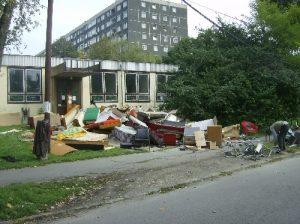 Szelektív hulladékgyűjtés – Házhoz menő lomtalanítás Kisbéren 2020-ban
