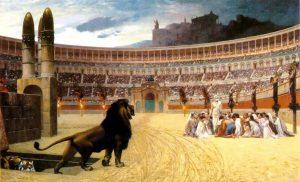 Keresztényüldözés régen és ma