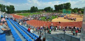 Kontinentális Kör - A székesfehérvári Gyulai Memorial a második számú atlétikai sorozatban
