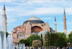 Mecset lesz a Hagia Sophia