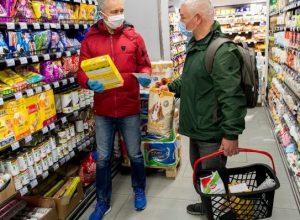 Külön vásárlási idősáv a 65 év felettieknek