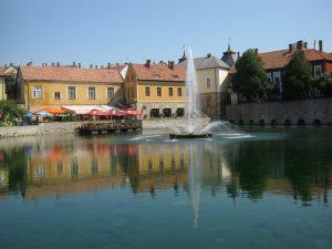 Szép magyar városok III. - Tapolca