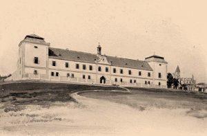 A zsámbéki Zichy-kastélyban írták alá a budaörsiek szerződését