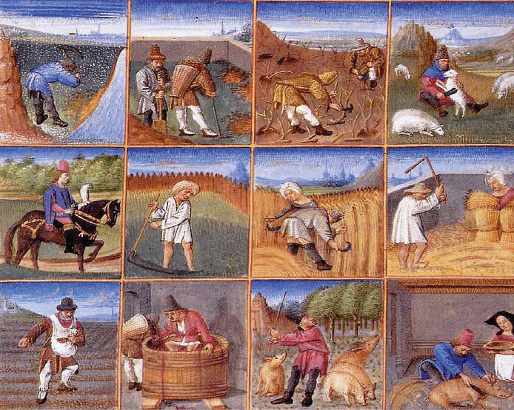 ismerkedés középkor)