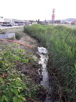 Környezetszennyezés a javából